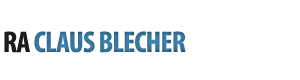 Rechtsanwalt Claus Blecher